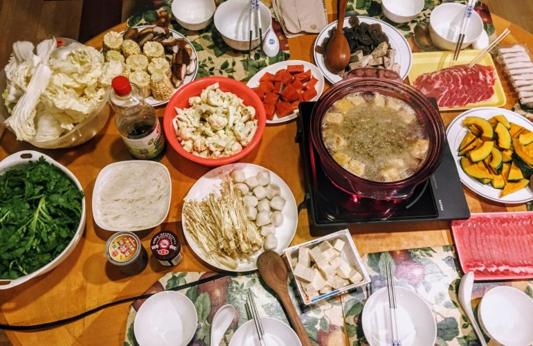 Feature image for post about hot pot